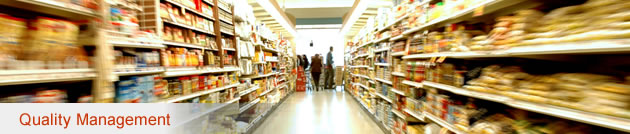 Quality management solutions for a leading FMCG industry