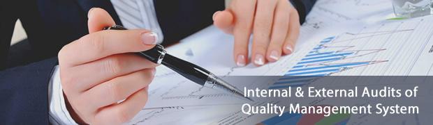 Internal & External Audits of Quality Management System