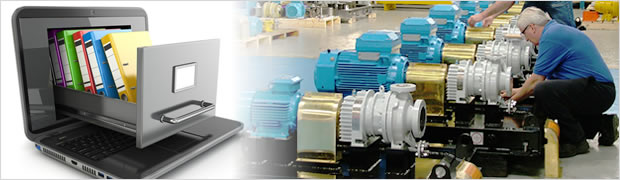 Automated Document Management System for Pump Manufacturer