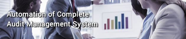 Automation of Complete Audit Management system