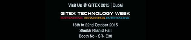 AURA Showcases at Gitex 2015