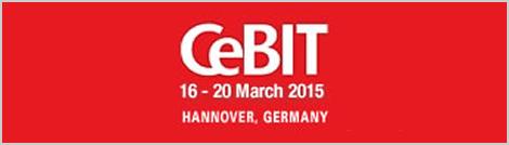 AURA showcases at CeBIT 2015