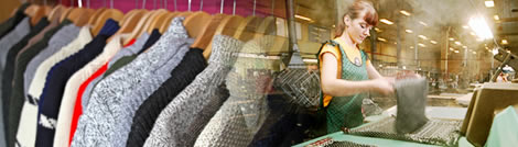 Quality management solutions for knit wear exporters