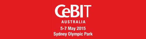 AURA showcases at CeBIT Australia 2015